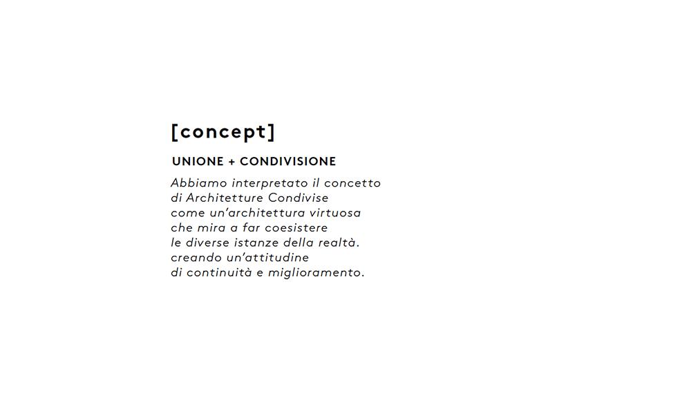 Progettazione concept Logo architetti Bellinato e Giacomazzi Venezia