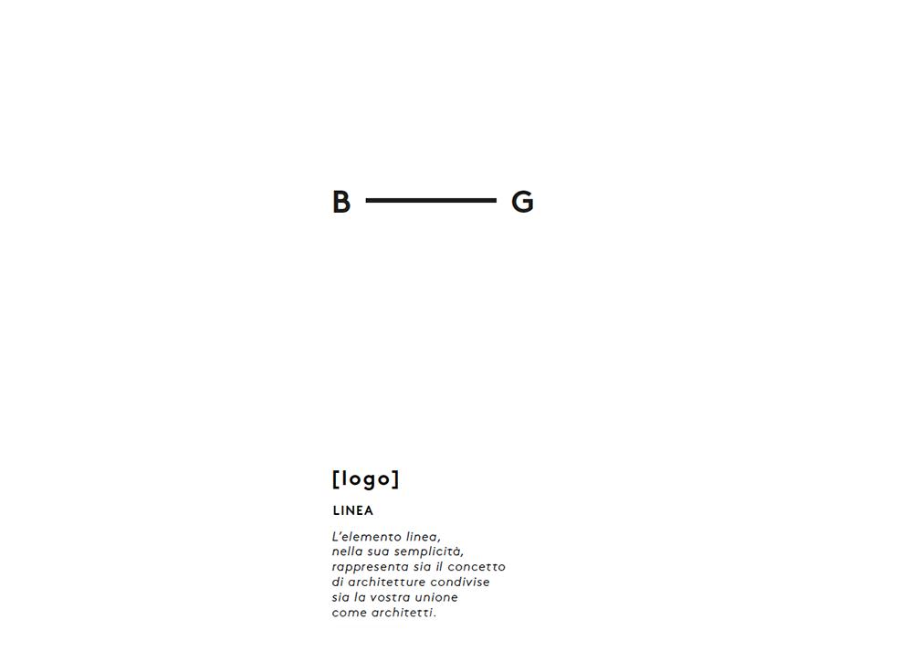 Progettazione logo architetti venezia bellinato giacomazzi