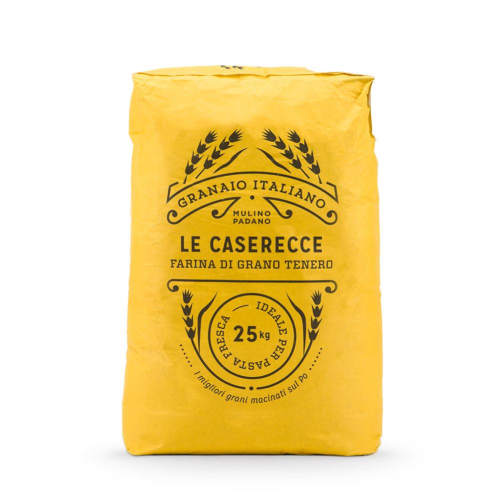 restyling-sacco-farina-Le-Caserecce per pasta all'uovo