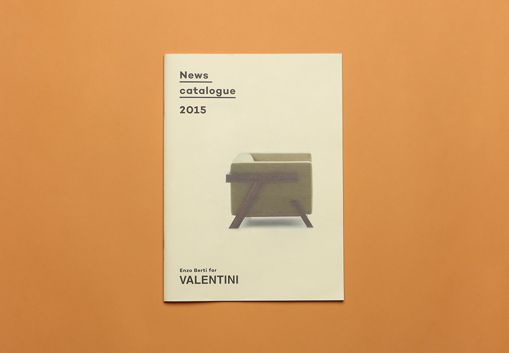 Cover catalogue news Salone del mobile