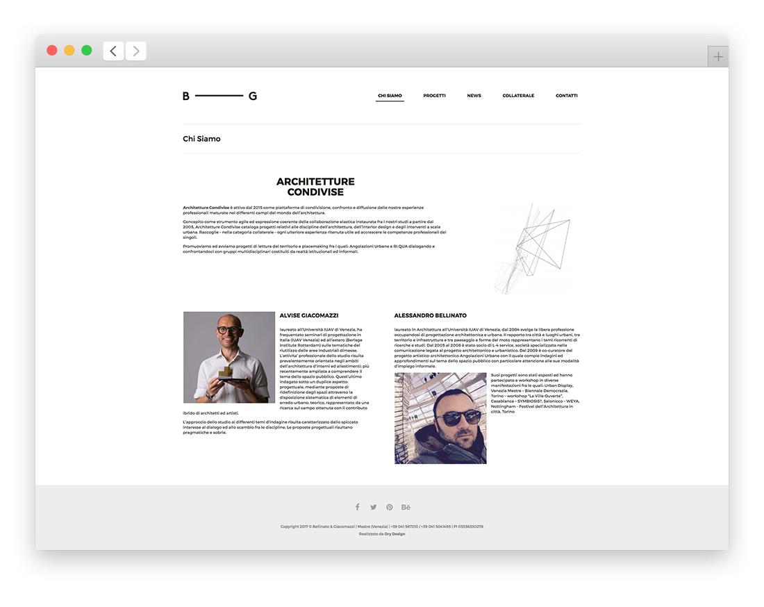 progettazione-sito-web-architettura