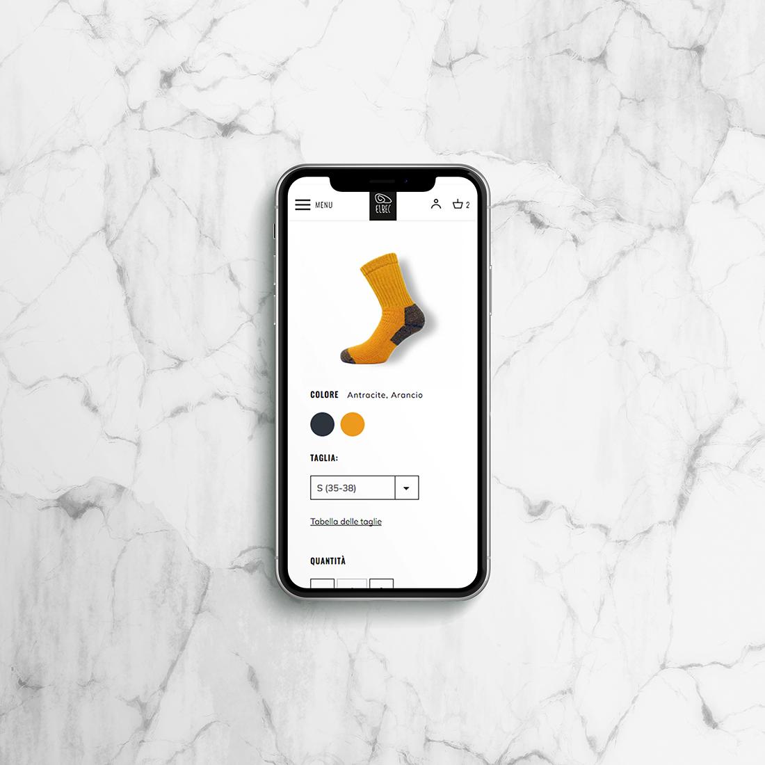 progettazione Mobile web Elbec