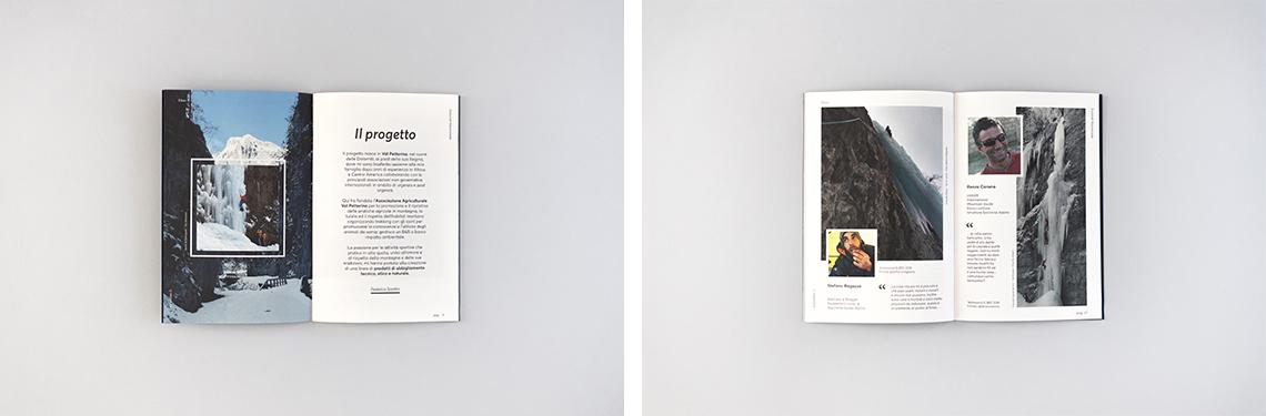 grafica magazine aziendale elbec
