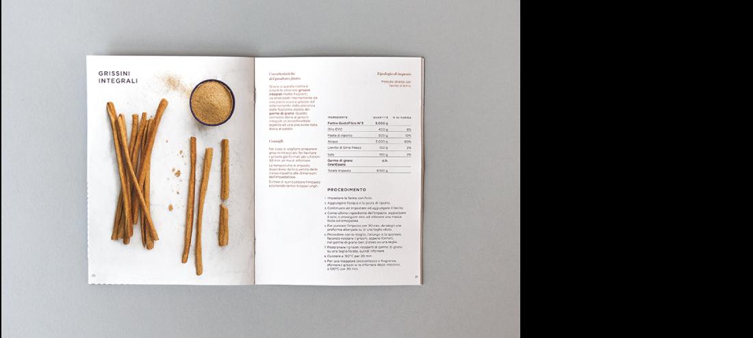 Progettazione brochure GranEssere