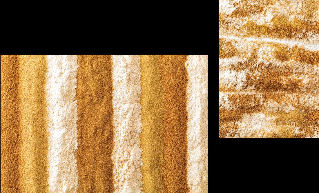 Visual styling GranEssere farine